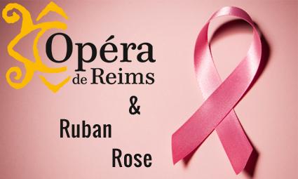 Opéra & Ruban Rose